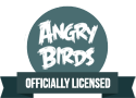 Officially Licensed Angry Birds Product