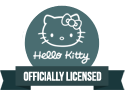 Officially Licensed Hello Kitty Product